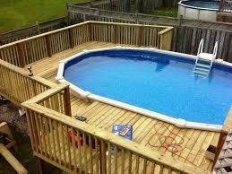 swimming pool decks. Image Of: Above Ground Pools Deck Prices Swimming Pool Decks