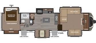 montana keystone rv 3710fl floorplan