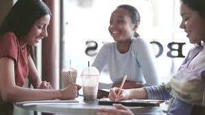 Social skills teen girls game rocket
