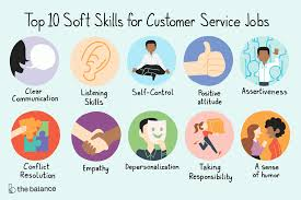 Customers Service Job Description Top 10 Soft Skills For Customer Service Jobs