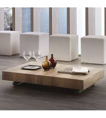 convertible coffee table block la seggiola