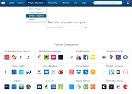 comparing y combinator s unicorns uber s competitors and fantasy company comparison cb insights