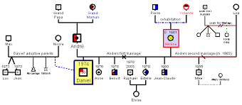 how do family trees work the genogram genopro