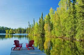 adirondack chairs lake. Interesting Chairs Adirondack Chairs MacKay Lake Northern Saskatchewan Canada On Chairs Lake W