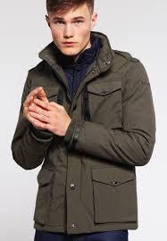 schott nyc men jackets field light jacket khaki schott nyc er jacket with contrast trim schott flight jacket in cf1700499 leather stylish df