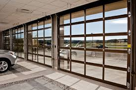 aluminum glass garage door services los angeles