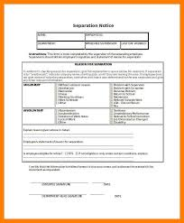 Beaufiful Separation Notice Template Images Unique Section 21