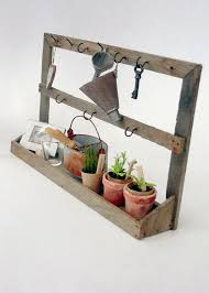 make miniature furniture. scale rustic shelf how to make the patina and hooks miniature furniture