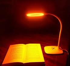 Amber Light For Sleep Somnilight Quantified Bob