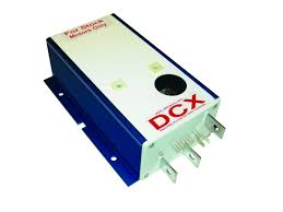 alltrax dcx separately excited motor controller page