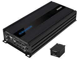 Amplificateur 3 Canaux Classe D CRUNCH GTO3750 - Ampli auto CRUNCH