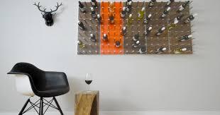 stylish wine rack. Unique Wine In Stylish Wine Rack D