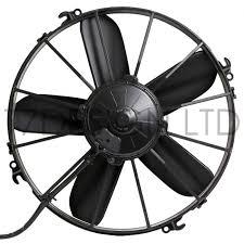 spal radiator fan 12 0 305mm pull va01 ap70 ll 36a 1640cfm