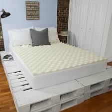 memory foam mattress topper walmart. Beautiful Mattress Sleep Innovations 15 On Memory Foam Mattress Topper Walmart