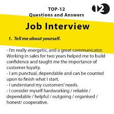 How To Answer Job Interview Questions How To Answer Job Interview