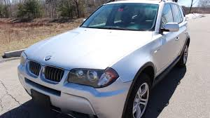 Coupe Series 2006 bmw x3 review : 2006 BMW X3 Silver - YouTube