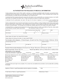 Methodist Doctors Note Baylor Scott And White Doctors Note Fill Online Printable