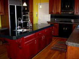 Kitchen Cabinet Refacing Tampa Painted Kitchen Cabinets With Wood Doors Quicuacom