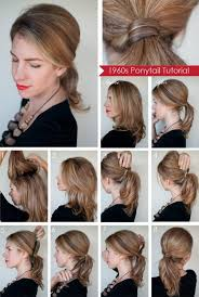 how to make new hairstyles for long hair at home