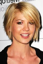 short hairstyles ideas blonde womens for fine hair pictures simple smile laugh fearsome personalized bob