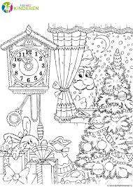 25 Printen Kerst Volwassenen Kleurplaat Mandala Kleurplaat Voor