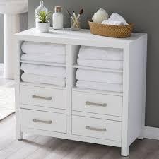 Best Bath Decor bathroom floor cabinets storage : Picturesque Bathroom Floor Cabinet Realie Org On   Best References ...
