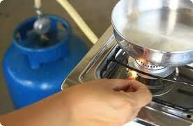 Resultado de imagem para gás de cozinha