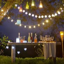 Attractive Exterior Lighting Design At Garden Lighting Design Tips