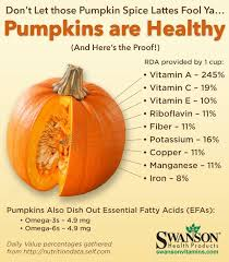 pumpkin nutrition facts