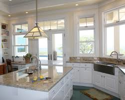 White Kitchen Granite Countertops Kitchen Black Grey Quartz Kitchen Countertop With White Kitchen