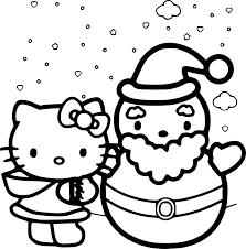 Dessin De Noel Hello Kitty Chaise De Bureau Coloriage Hello Kitty Noel Imprimer Gratuit Voir Le Dessin L