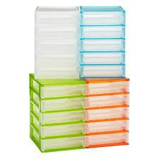 5-Drawer Desktop Organizer ...