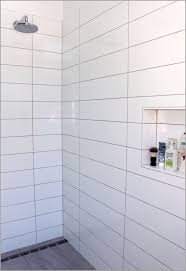grout shower wall tile really encourage best 25 white tiles grey grout ideas on small