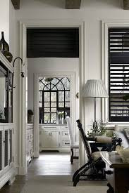 black plantation shutters.  Shutters Black Plantation Shutters  Bill Litchfield Designs  The Architecture Of  William B Atlanta GA For Plantation Shutters