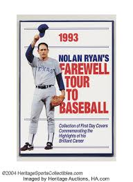 NOLAN RYAN SIGNED STAMP COLLECTION. A fitting tribute to ... | Lot #10096 |  Heritage Auctions