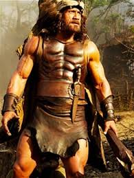 the rock as hercules in 12 labors of hercules thracian wars legs and arms