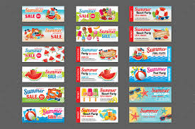 Invitation Ticket Template Summer Sale and Party Invitation Ticket Template Background by kaisorn 99