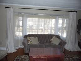 Inspirational Design Drapery Rods For Wide Windows Ideas Curtains  Pertaining To Fresh Curtain Rods For Large