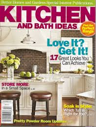Kitchen Gardener Magazine Kitchen And Bath Ideas Magazine