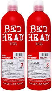 TIGI Bed Head Resurrection Shampoo/Conditioner ... - Amazon.com