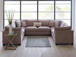 maximizing the use of curved sectional sofa. Paintings Interior Shag Rug Chandelier Coffee Table Wooden Tiles Modern Violet Fabric Sectional Sofas Tv Cabinet Ottoman Fireplace Floor Lamp Chair Sofa Maximizing The Use Of Curved R
