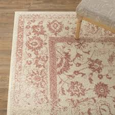 rose area rug issa ivoryrose area rug rose and gold area rug
