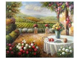 on tuscan vineyard wall art with tuscan italian vineyard decor canvas art wall picture003