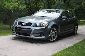 All Chevy chevy cars 2015 : 2015 Chevrolet SS Review - AutoGuide.com News