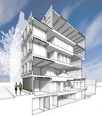Apartment architecture design
