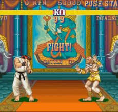 street fighter ii world video game hall of fame