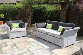 outdoor furniture white. furniture rattan wicker outdoor modern white chair a intended ideas