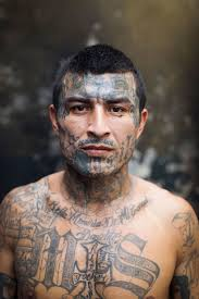 Prison Guards Are Afraid Of Tattooed Ms 13 Gang Members Tattoodo