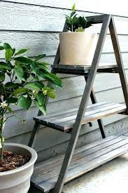 wooden tiered plant stand plans builders showcase chic little house a frame 3 tier wood pla tiered plant stands