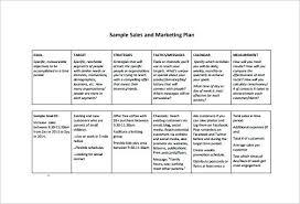 Facebook Outline Template Sales Plan Outline Template Strategic Sales Plan Details File Format